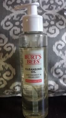 Burt's Bees Cleansing Oil